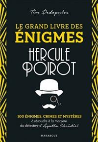 Le Grand livre des énigmes Hercule Poirot