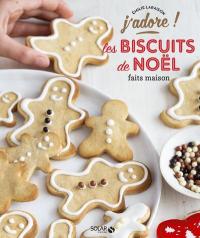 J'adore les biscuits de noël faits maison