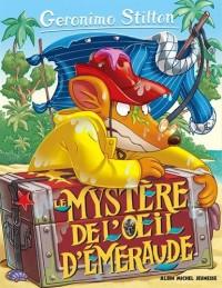 LE MYSTERE DE L OEIL D EMERAUDE Nº 8 -ED 2018