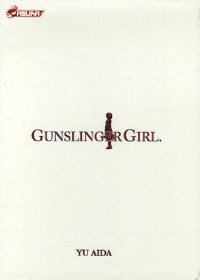 Gunslinger Girl, Tome 4 :  (1DVD)
