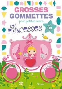 Les princesses : Avec plus de 130 gommettes