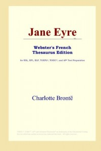 Jane Eyre: Webster's French Thesaurus