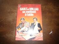 Gault et Millau se mettent à table (J'ai lu)