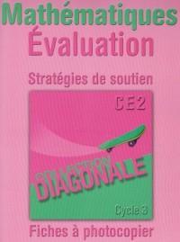 Mathéméatiques Evaluation Stratégies de soutien CE2 : Fiches à photocopier