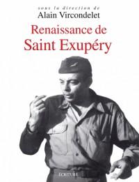 Renaissance d'Antoine de Saint Exupery
