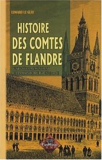Histoire des Contes de Flandre (Tome 2) T02