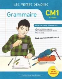 Grammaire CM1 les petits devoirs