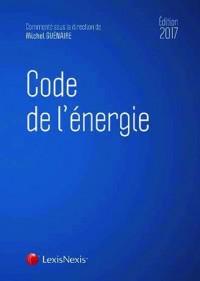 Code de l'énergie