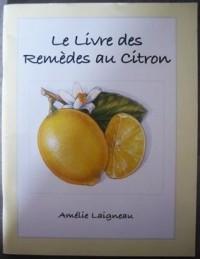 Le livre des remèdes au citron