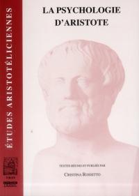 La Psychologie D'aristote