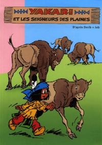Yakari, Tome 5 : Yakari et les seigneurs des plaines