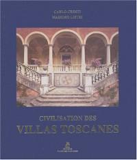 Civilisation des villas toscanes