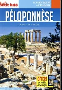 Guide Péloponnèse 2018 Carnet Petit Futé