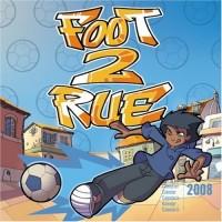 Calendrier 2008 Foot 2 Rue (30X30 cm)