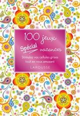 100 Jeux spécial vacances