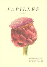 Papilles, N° 27