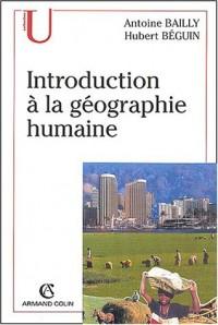 Introduction à la géographie humaine