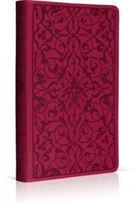 Holy Bible: English Standard Version, Wild Rose, Floral Design
