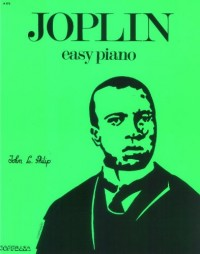Partition: Scott Joplin easy piano