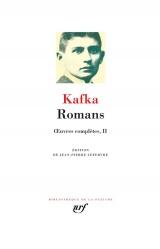 Œuvres complètes, II:Romans: OEuvres complètes II
