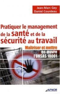 Pratiquer le management de la santé et de la sécurité au travail : Maîtriser et mettre en oeuvre l'OHSAS 18001