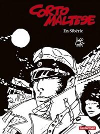 Corto Maltese en noir et blanc, Tome 6 : En Sibérie
