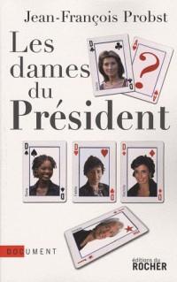 Les dames du Président