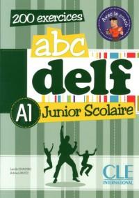 Delf Scolaire A1 Livre + Livret + CD Audio