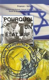 Pourquoi un Etat juif