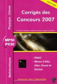 Mathématiques, physique et chimie MPSI & PCSI