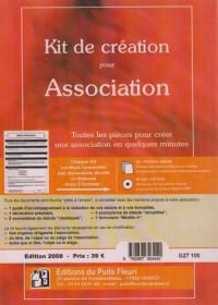 Kit de Creation pour Association. Toutes les Pieces pour Creer une Association en Quelques Minutes a