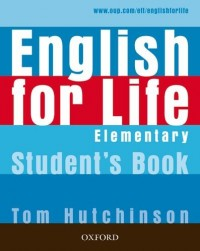 English for Life : Elementary Student's Book