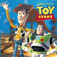 Toy Story 1, DISNEY MONDE ENCHANTE