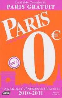 Paris 0 euro : + Ile de France