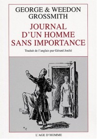 Journal d' un homme sans importance
