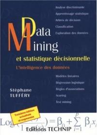 Data mining et statistique décisionnelle - 3ème Edition