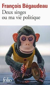 Deux singes ou ma vie politique  width=