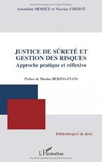 Justice de sûreté et gestion des risques : Approche pratique et réflexive