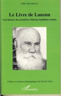 Le Livre de Lauzun
