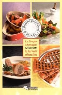 Recettes gourmandes d'Alsace : Le Prosper Montagné réinvente le terroir alsacien