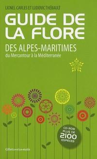 Guide Flore des Alpes Maritimes, du Mercantour à la Méditerranée
