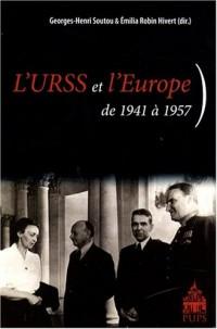 L'URSS et l'Europe : De 1941 à 1957