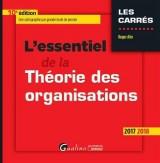 L'essentiel de la théorie des organisations