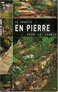 15 projets en pierre pour le jardin