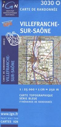 Villefranche-sur-Saone: IGN3030O