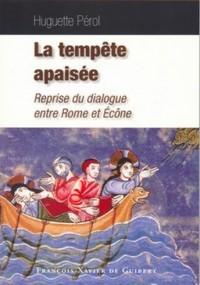 La Tempête apaisée : Retour au dialogue entre Rome et Ecône