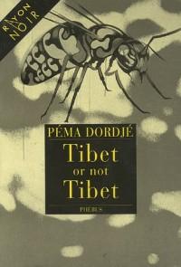Tibet or not Tibet