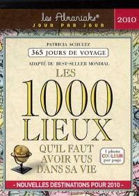1000 lieux qu'il faut avoir vus dans sa vie 2010