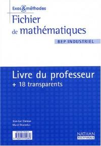 Mathématiques, BEP Industriel (Manuel du professeur)