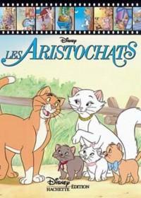 Les Aristochats, Disney Présente + Magnet - Noël 2007